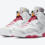"【6月6日発売】Air Jordan 6 ""Hare"" CT8529-062"