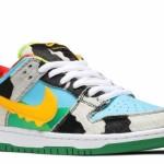 """【5月23日、26日】Ben & Jerry's x Nike SB Dunk Low """"Chunky Dunky"""" CU3244-100"""