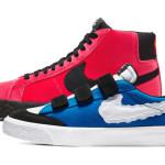 """【6月6日】Kevin Bradley x Nike SB Blazer """"Kevin & Hell"""" Pack"""