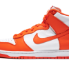 """【2021年復刻】Nike Dunk High """"Syracuse""""【ナイキ ダンク ハイ シラキュース】"""