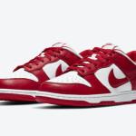 """【6月12日店舗詳細】Nike Dunk Low SP """"University Red"""" CU1727-100"""