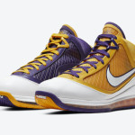 "【5月17日発売】Nike LeBron 7 ""Lakers"" CW2300-500"