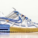 "【リーク】Off-White x Nike Air Rubber Dunk ""White/University Blue-White"""