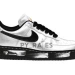 """【リーク】PEACEMINUSONE x Nike Air Force 1 """"Para-noise""""【ピースマイナスワン x ナイキ】"""