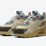 "【5月29日】Travis Scott x Nike Air Max 270 React ""Cactus Trails""CT2864-200"