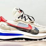 """【リーク】sacai x Nike VaporWaffle """"Game Royal/Sport Fuchsia""""【サカイ x ナイキ ヴェイパーワッフル】"""