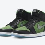 """【6月20日発売】Air Jordan 1 High Zoom """"Rage Green""""【エアジョーダン1ハイ ズーム】"""