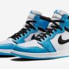 """【リーク】Air Jordan 1 High OG """"University Blue"""" 555088-134"""