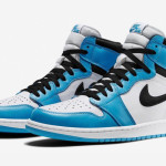 "【リーク】Air Jordan 1 High OG ""University Blue"" 555088-134"
