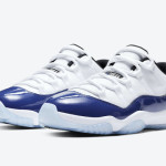 "【6月17日発売】Air Jordan 11 Low WMNS ""Concord""AH7860–100【コンコルド】"