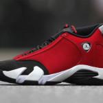 """【6月27日発売】Air Jordan 14 """"Gym Red""""【エアジョーダン14 ジムレッド】"""