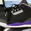 """【発売中止1?】Air Jordan 3 """"Court Purple""""【エアジョーダン3 コートパープル】"""