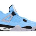 """【2021年発売】Air Jordan 4 """"University Blue""""【エアジョーダン4 ユニバーシティブルー】"""