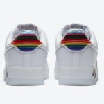 "【6月22日発売】Nike Air Force 1 ""BeTrue"" CV0258-100"