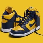"""【9月発売予定】Nike Dunk High """"Michigan"""" CZ8149-700【ダンクハイ ミシガン】"""