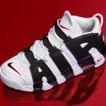 """【6月23日再販】Nike Air More Uptempo """"Scottie Pippen"""" PE 414962-105"""