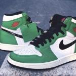 """【10月15日発売】Air Jordan 1 High OG """"Lucky Green""""【エアジョーダン1ハイ ラッキーグリーン】"""