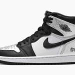 """【2021年発売】Air Jordan 1 High OG """"Silver Toe""""【エアジョーダン1ハイ シルバートゥ】"""