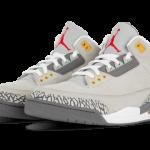 """【来年3月27日発売】Air Jordan 3 """"Cool Grey""""【エアジョーダン3 クールグレー】"""