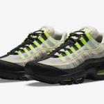 【9月25日発売予定】DENHAM x Nike Air Max 95 DD9519-001【エアマックス95】