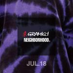 【7月18日】NEIGHBORHOOD® x GRAMICCI Collection
