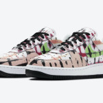 "【タイダイ】Nike Air Force 1 WMNS ""Black Tie Dye"" CW1267-101"