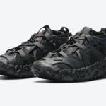 """【7月31日発売】Nike ISPA OverReact Sandal """"Thunder Grey"""""""