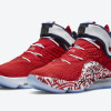 "【8月1日】Nike LeBron 17 ""Graffiti Fire Red"" CT6047-600"