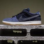 """【8月1日発売】Nike SB Dunk Low PRM """"Sashiko"""" CV0316-400"""
