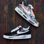 "【噂】PEACEMINUSONE x Nike Air Force 1 ""Paranoise"" Part2"