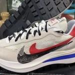 """【リーク】sacai x Nike VaporWaffle """"Game Royal/Sport Fuchsia【サカイ x ナイキ 2020】"""