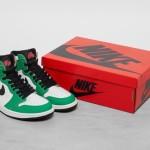 """【10月11日発売】Air Jordan 1 High OG WMNS """"Lucky Green""""【エアジョーダン1ハイ ラッキーグリーン】"""