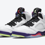 """【8月9日発売】Air Jordan 5 """"Alternate Bel-Air""""【エアジョーダン5 オルタネイト ベルエア】"""
