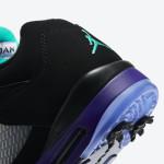 """【発売開始】Air Jordan 5 Low Golf """"Black Grape"""""""