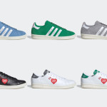 【8月6日発売】Human Made adidas Stan Smith + Campus Collection