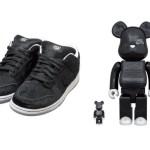 """【8月22日直リンク掲載】Medicom Toy x Nike SB Dunk Low """"BE@RBRICK""""【ダンクSB メディコムトイ】"""