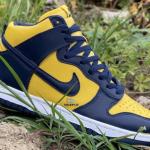 """【ファーストルック】Nike Dunk High """"Michigan"""" CZ8149-700"""