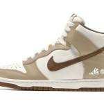 """【リーク】Nike Dunk High Premium """"Light Chocolate""""【ナイキ ダンク ハイ プレミアム】"""