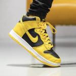 """【2020年末に発売】Nike Dunk High SP """"Varsity Maize""""【ナイキ ダンク ハイ】"""
