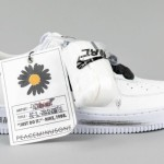 "【詳細ルック】PEACEMINUSONE x Nike Air Force 1 ""Para-Noise 2.0"""