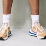 【着用画像】sacai x Nike VaporWaffle 2021【サカイ x ナイキ ヴェイパーワッフル 2021】