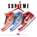 【2021コラボ!?】Supreme x Nike Air Jordan 1 2021