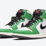 """【11月2日】Air Jordan 1 High OG """"Lucky Green""""【エアジョーダン1ハイ ラッキーグリーン】"""