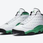 """【9月26日発売】Air Jordan 13 """"Lucky Green""""【エアジョーダン13 ラッキーグリーン】"""
