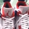 """【11月27日発売】Air Jordan 4 """"Fire Red""""【エアジョーダン4 ファイアーレッド】"""