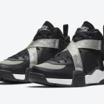 """【10月8日発売】Nike Air Raid """"Black Grey""""【ナイキ エア レイド】"""