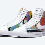 【9月17日SNKRSリリース】Ruohan Wang x Nike Blazer Mid '77 Flyleather