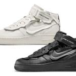 【10月23日発売】Comme des Garçons x Nike Air Force 1 Mid【CDG x ナイキ エア フォース1 ミッド】