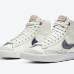 【10月30日発売】Denham x Nike Blazer Mid 【デンハム ナイキ】
