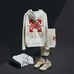 """【10月29日発売】Off-White x Air Jordan 5 """"Sail""""【オフホワイト エア・ジョーダン5】"""